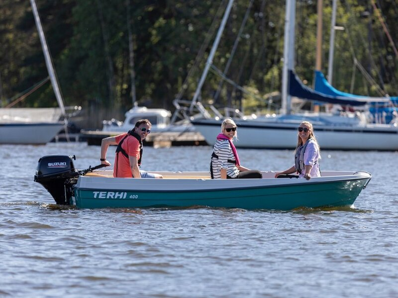 Terhi - 400 AND YAMAHA F6 2021 OFFER OFFER GREEN OR WHITE