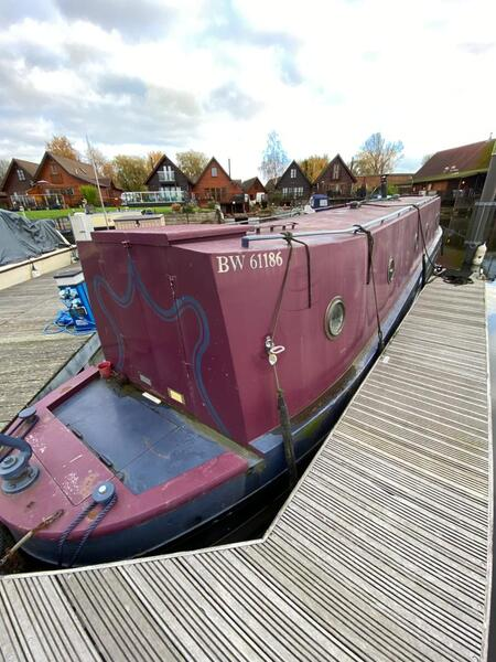 D Jones - 40ft Narrowboat