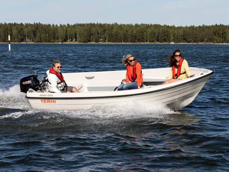 Terhi - Nordic 6020 DELIVERY AVAILABLE.  ONE LEFT RESERVE NOW
