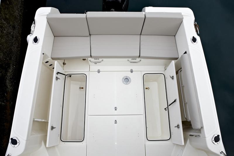Quicksilver - Captur 605 Pilothouse