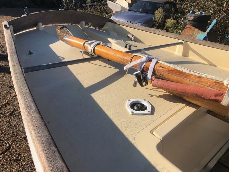 Drascombe - Lugger Mk3