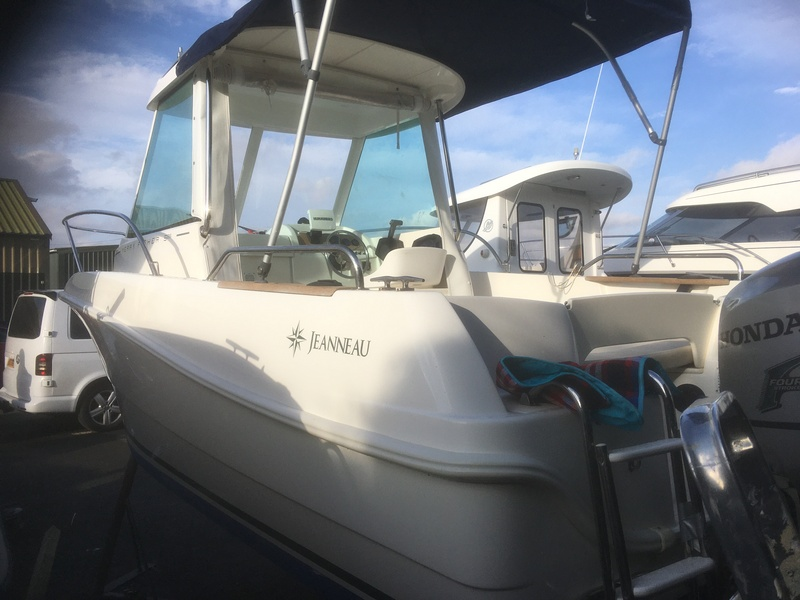 Jeanneau - MERRY FISHER 585 MARLIN