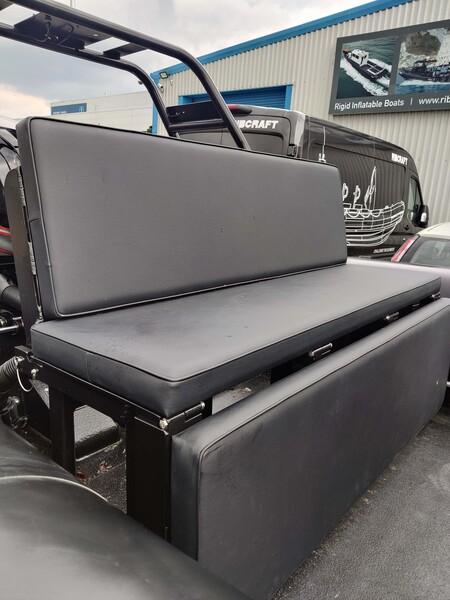 Ribcraft - 6.8m PRO with Twin Mercury 100hp