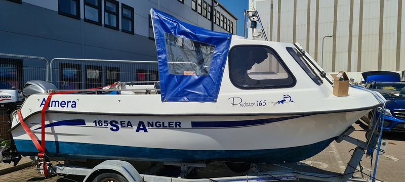 Predator - 165 Sea Angler