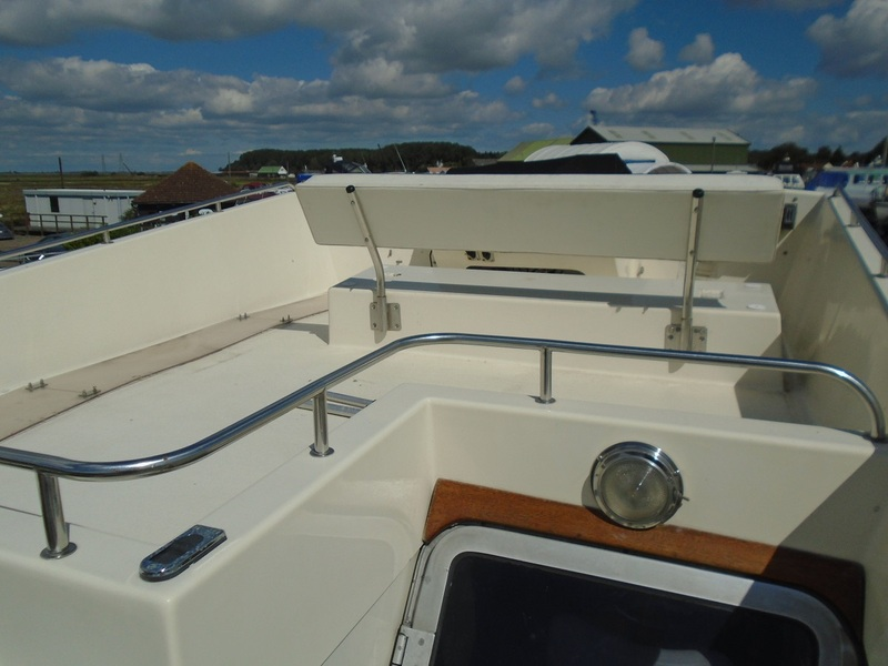 Birchwood - 35 Flybridge