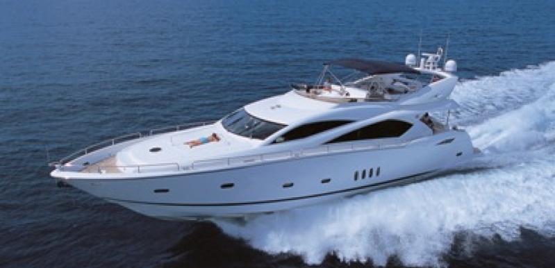 Sunseeker - 82 Yacht  EW 2007