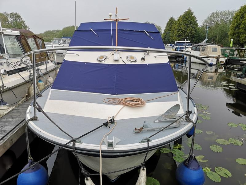 *SOLD* Seamaster - 8M