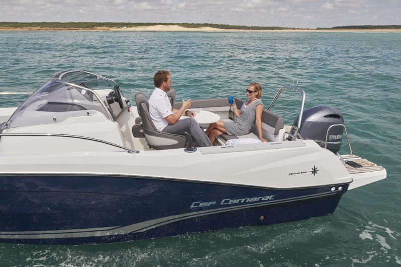 Jeanneau - Cap Camarat 6.5 WA Series 3 - New 2021 Boat