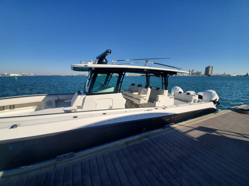 Hydra-Sports - Custom 42 Siesta