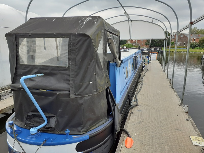 Soar Valley Boats - 55ft Narrowboat Called Loving Angels Instead