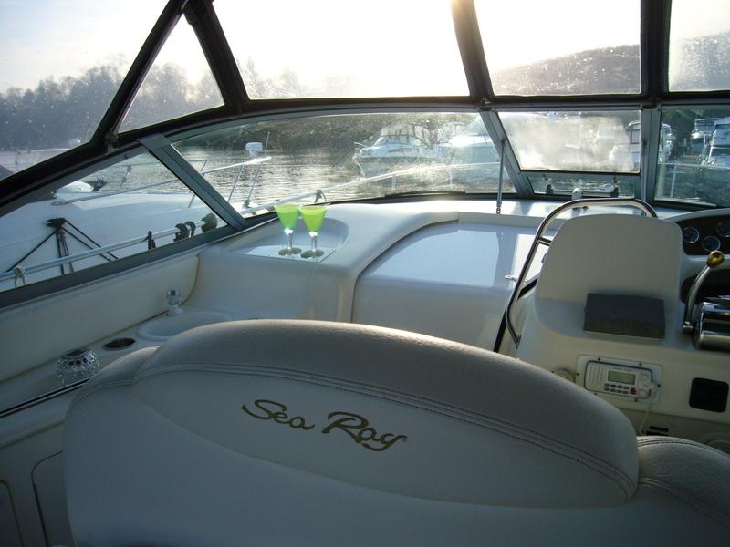 Sea Ray - 340 Sundancer
