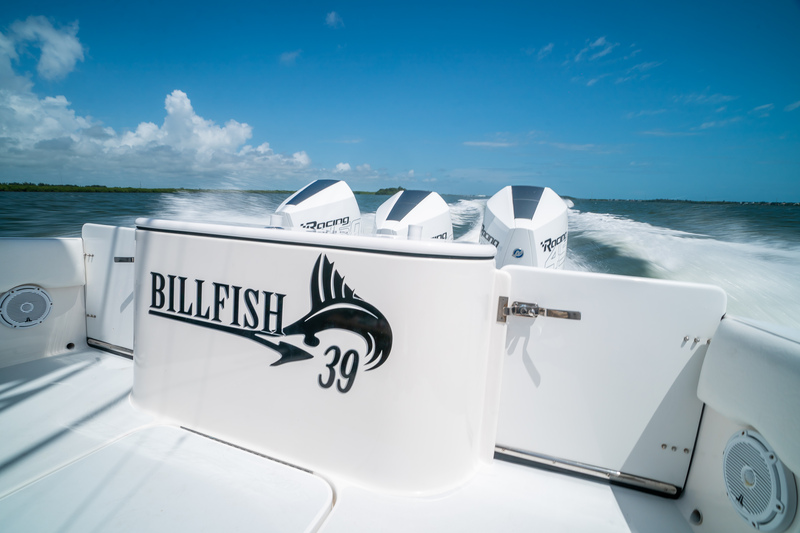 Billfish Boat Works - 39 Center Console
