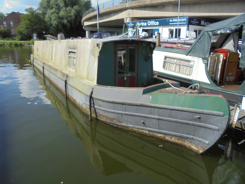 J & P Boats - 52ft Narrowboat called Far Canal