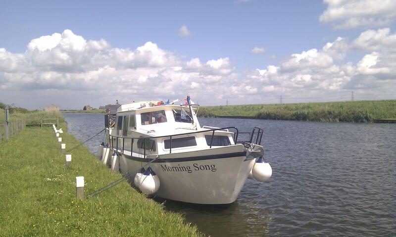 Dutch Steel Cruiser - Curtevenne 960 AK