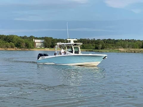 Wellcraft - 302 Fisherman