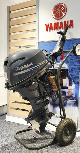 Yamaha - F20GEPS Tiller