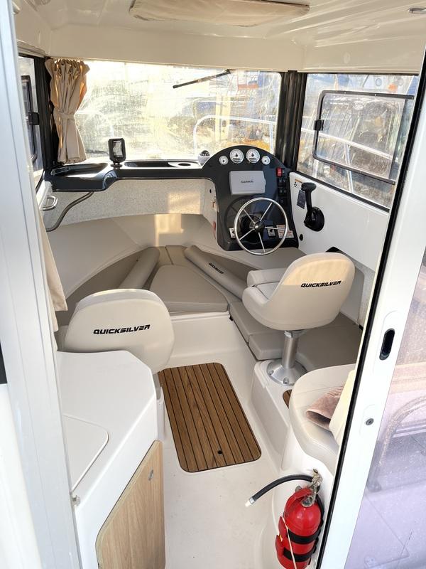 Quicksilver - Captur 675 Pilothouse