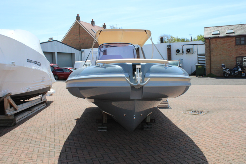 Salpa - Soleil 23 Rib *Ex Demo* in Stock* On the Water Package
