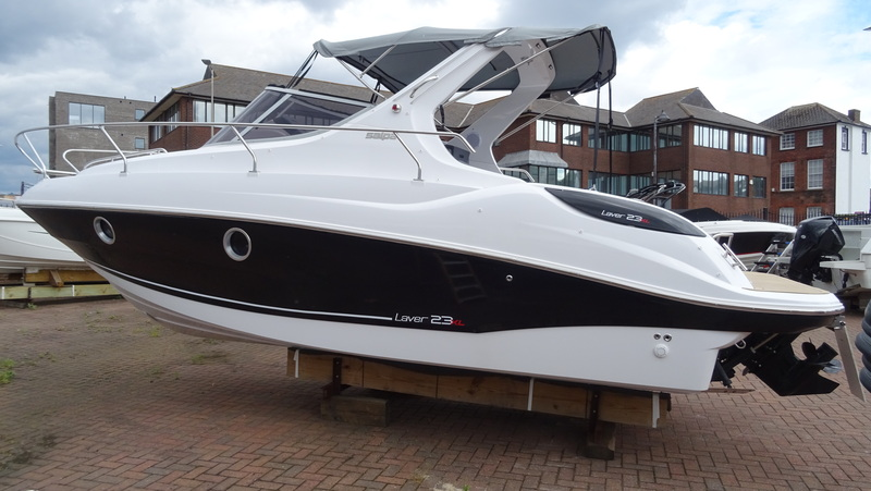Salpa - 23 XL*New Boat* In Stock On The Water Package