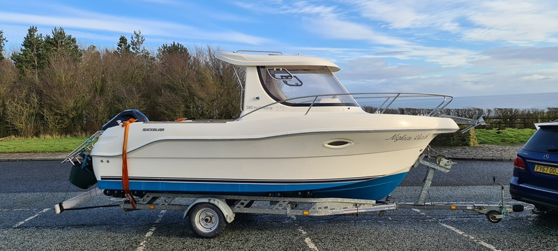 Quicksilver - QUICKSILVER 580 PILOTHOUSE