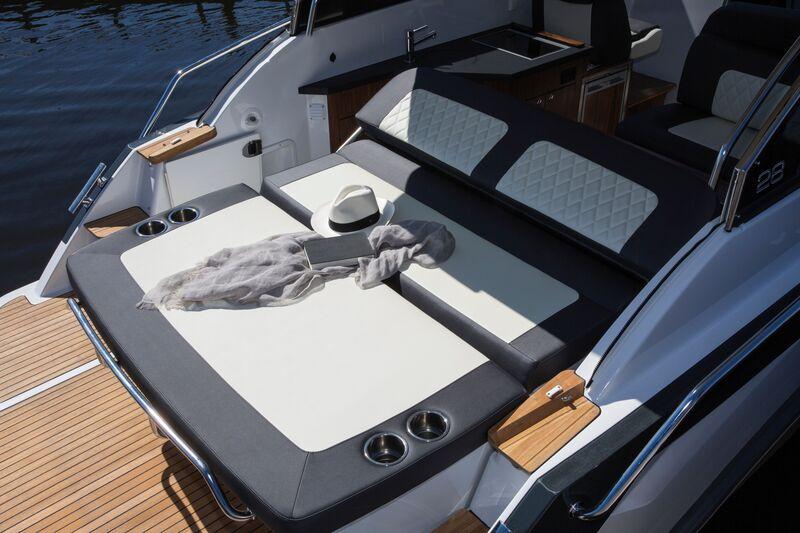 Grandezza - 28 OC *New Boat* in Stock