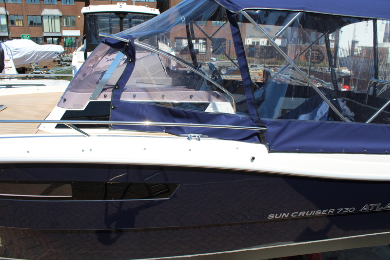 Atlantic - Sun Cruiser 730 *NEW BOAT* On The Water Package