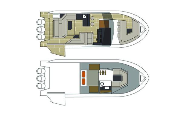 Cruisers Yachts - 38 GLS