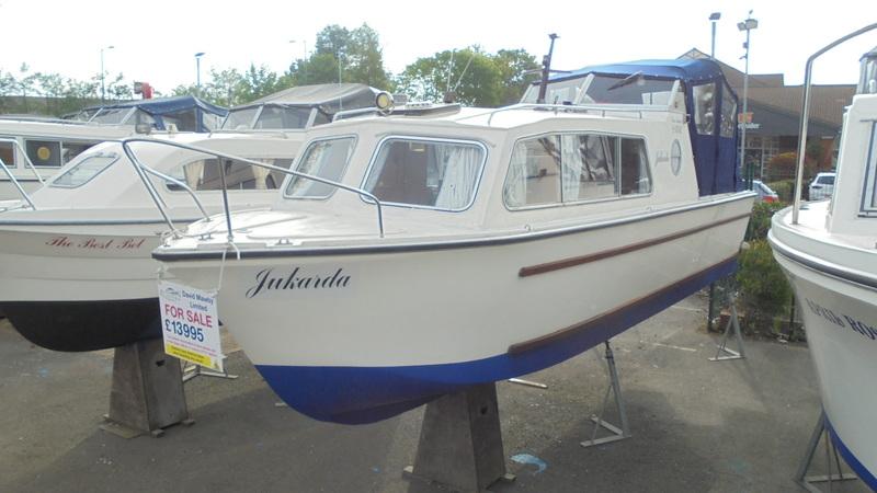 Classic Cruiser - NOW SOLD 27ft Narrow Beam : Jukarda