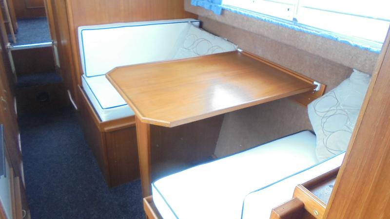 Classic Cruiser - 27ft Narrow Beam : Jukarda