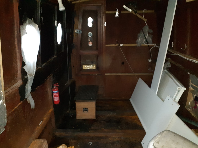 Stanilands - NOW SOLD 57ft Narrowboat called Willow Grouse