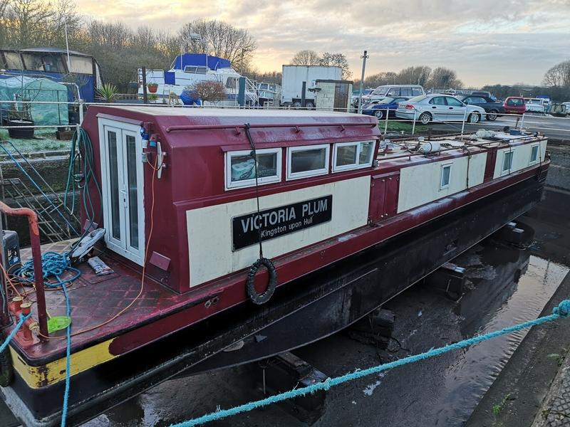 French & Peel - 57 Narrowboat