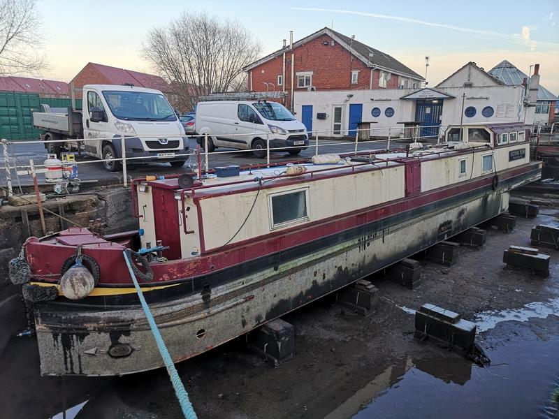 ***SOLD*** French & Peel - 57 Narrowboat