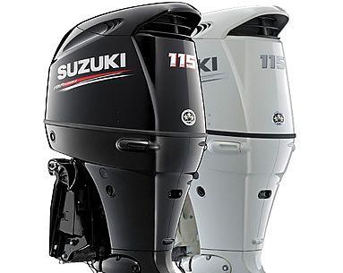 SUZUKI - DF115 ATL