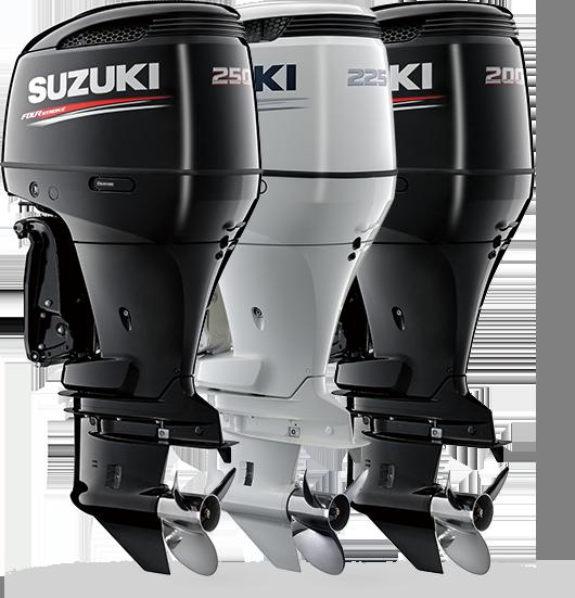 Suzuki - DF250 TX