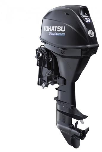 Tohatsu - MFS30C ELPTS/L EFI