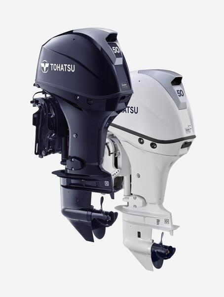 Tohatsu - MFS50A EPTL EFI