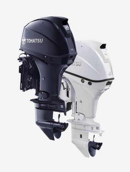 Tohatsu - MFS60A ELPT EFI