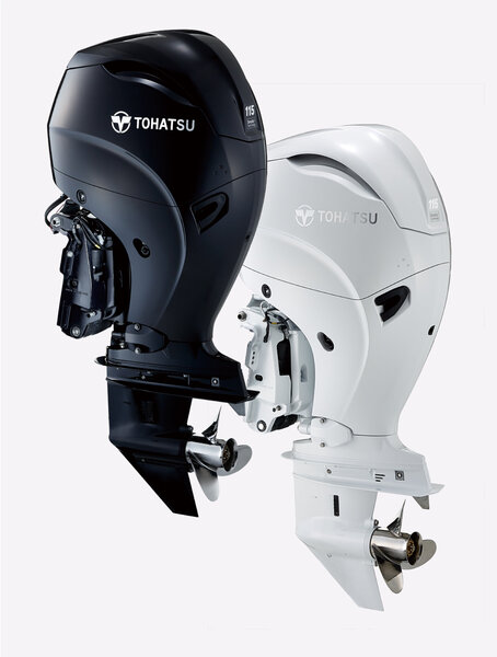 Tohatsu - MFS115A ELPT EFI