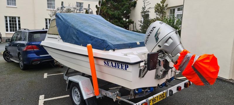 Sea Hog - Sea Jeep