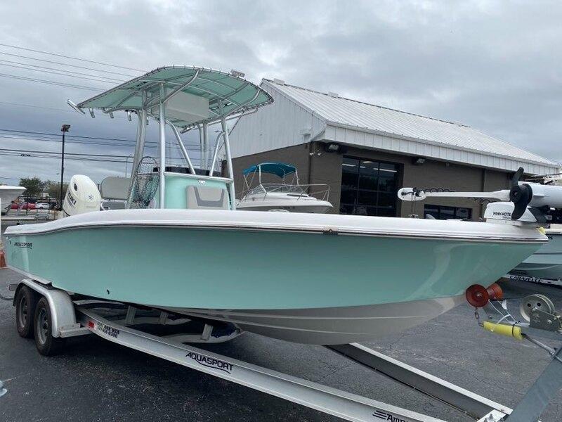 Aquasport - 230 bay pro