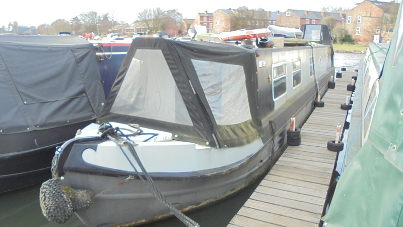 Liverpool Boats - 50ft Narrowboat called Tim\'s Boat