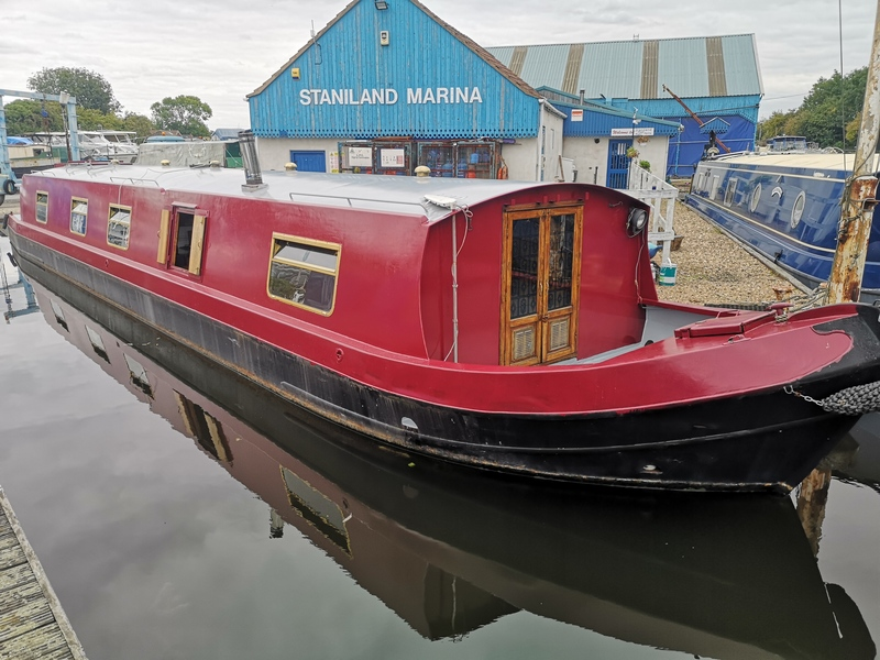 ***SOLD*** Liverpool Boats - 57 Widebeam