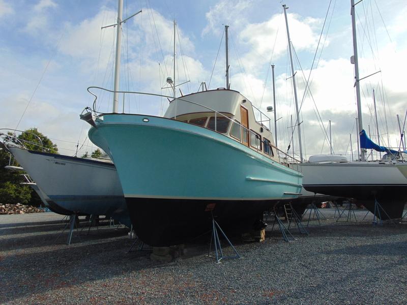 Cheoy Lee - 400 Trawler