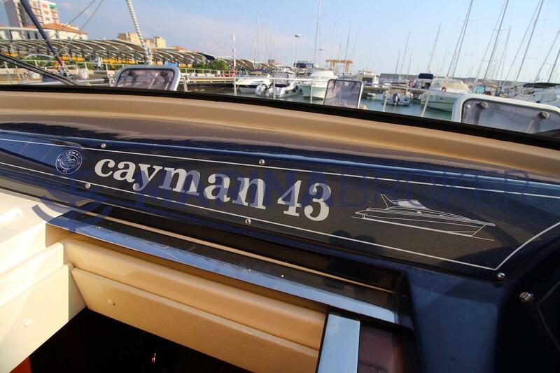 Cayman - 43 WA
