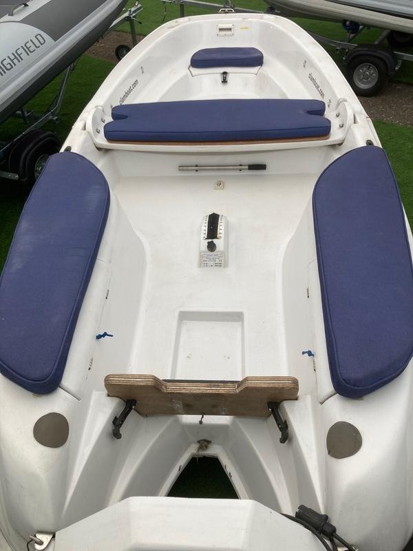 Clam - Clam boat