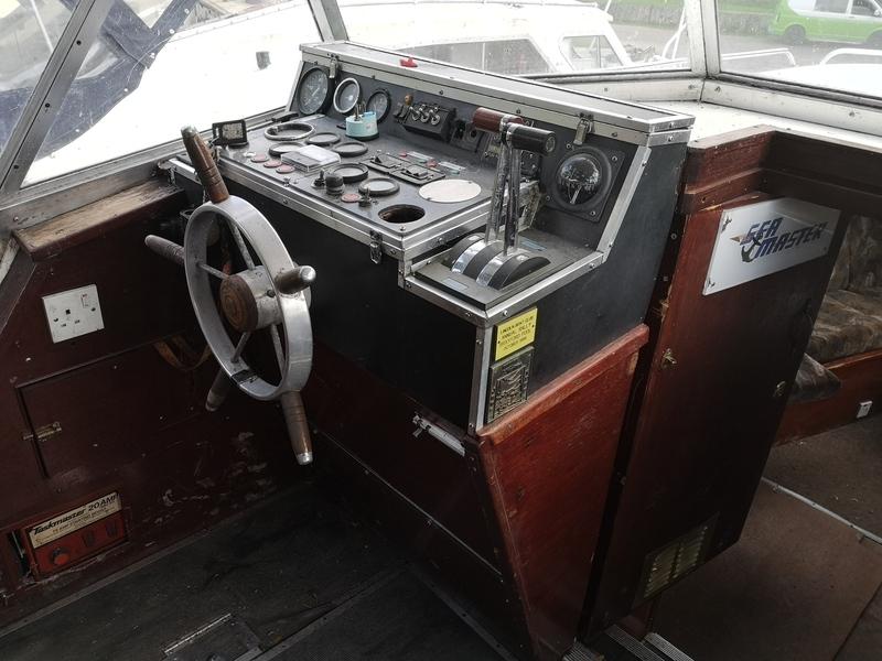 Seamaster - 28 Commodore
